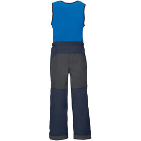 VAUDE Fast Rabbit III Spodnie długie Dzieci niebieski